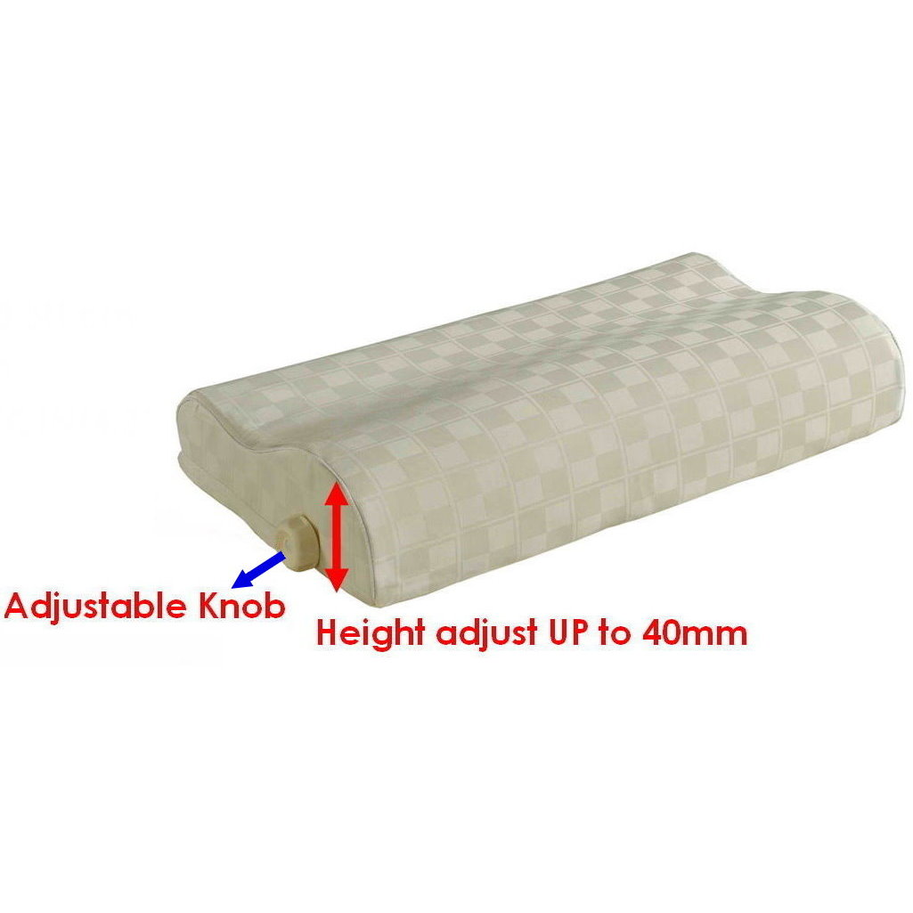 ADJUSTABLE FOAM PILLOW