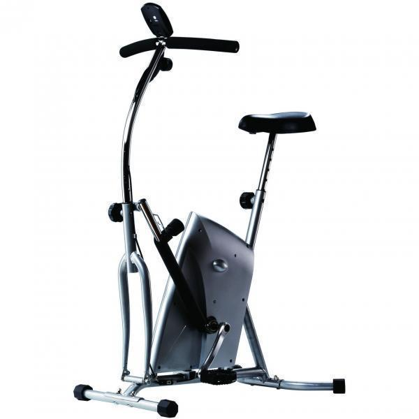 DUAL ACTION FITNESS BIKE