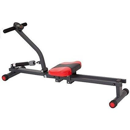 FOLDABLE ROWING MACHINE