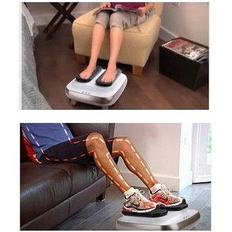 ELECTRONIC LEG EXERCISER