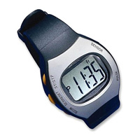 Pulse Watch with LCD Screen
