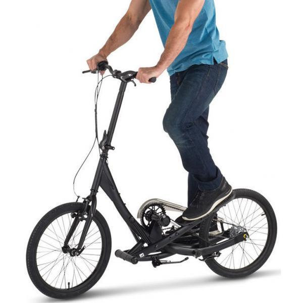 EXERCISE BIKE OUTDOOR / STEP POWER