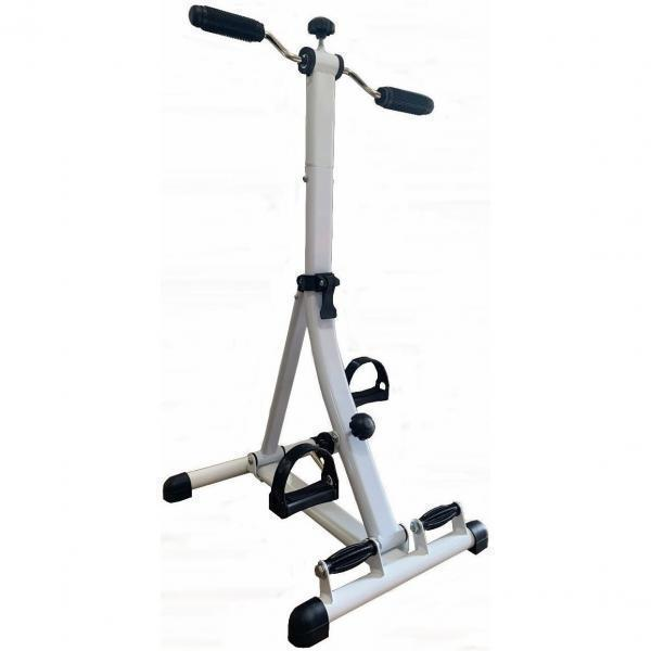 PEDALER WITH HAND AND FOOT MASSAGER