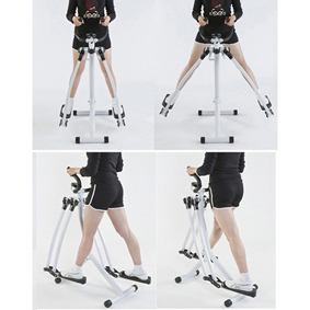 2 IN 1 AIR WALKER & SPLIT THIGH