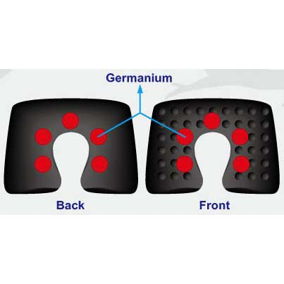GERMANIUM PILLOW