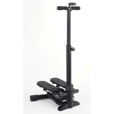 Mini Stepper W/Handle Bar W/Meter