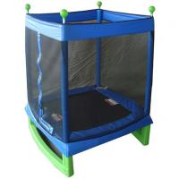 50 INCH X 50 INCH CHILDREN'S TRAMPOLINE + ENCLOSURE