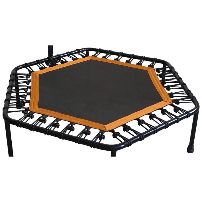 44 INCH HEXAGON TRAMPOLINE (6 SECTION)
