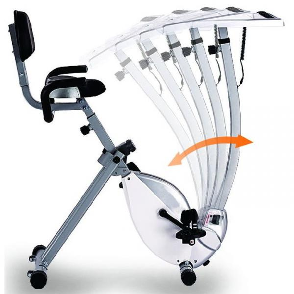 EXERCISE BIKE WITH DESK
