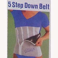 5 STEP DOWN BELT