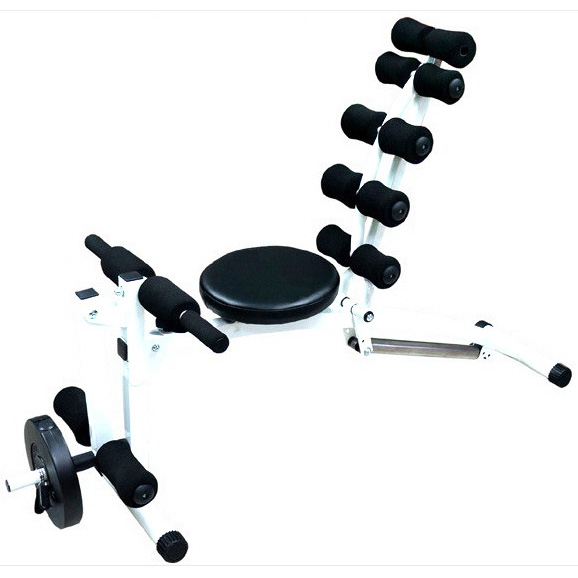 BACK STRETCHER & AB TRAINER