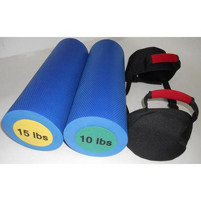WEIGHTED FOAM ROLLER