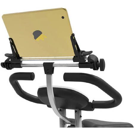 EXERCISE BIKE W/iPad Holder