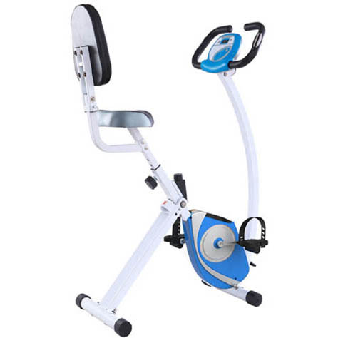EXERCISE BIKE W/BACK CUSHION