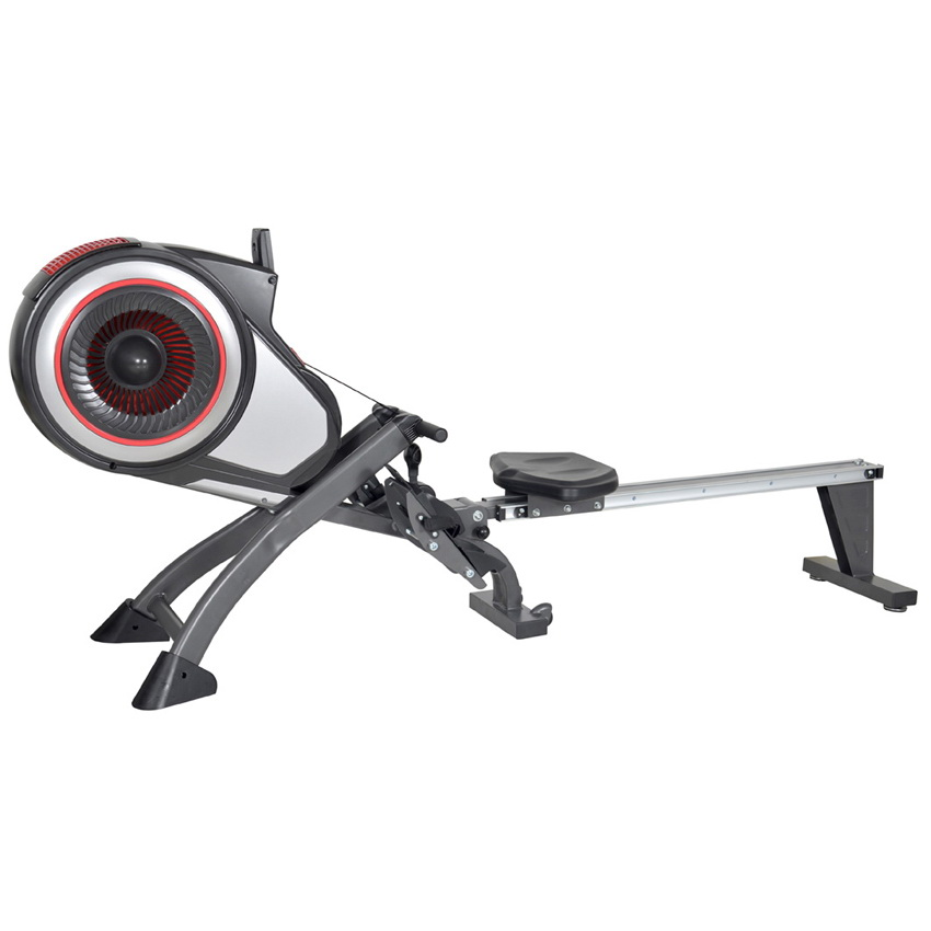 TURBINE ROWING MACHINE