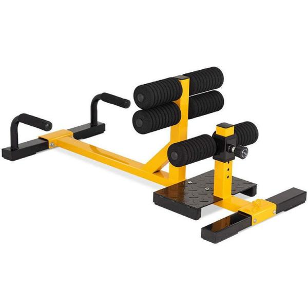 SQUAT TRAINER W/PUSH UP BAR